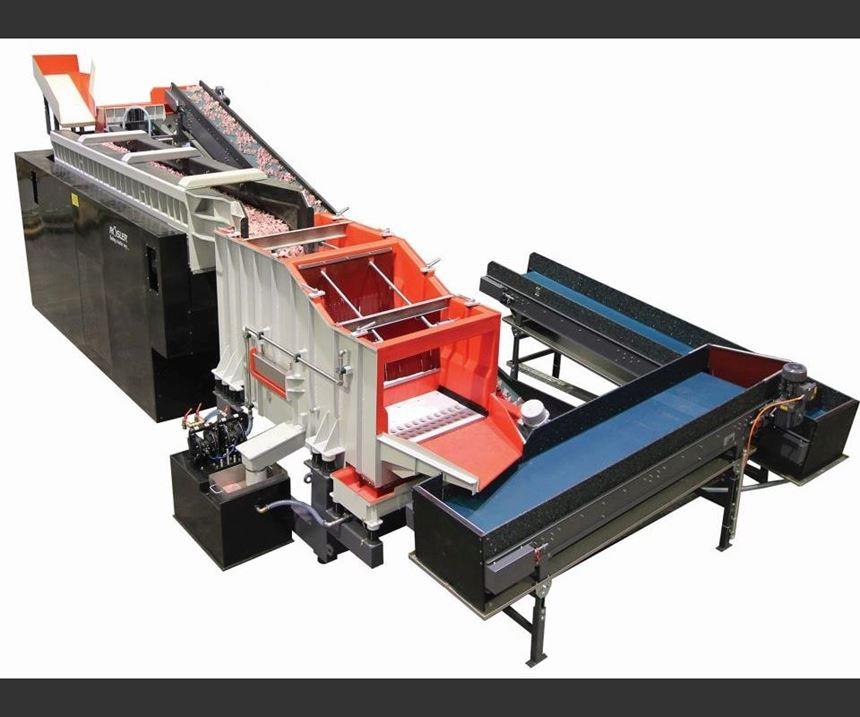 R 550/4600 DA machine