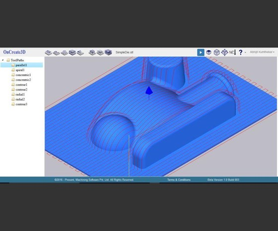 Machine Software Pvt OnCreate3D
