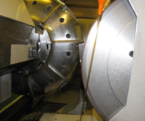 Holroyd Precision CS700E Tool Management Centre