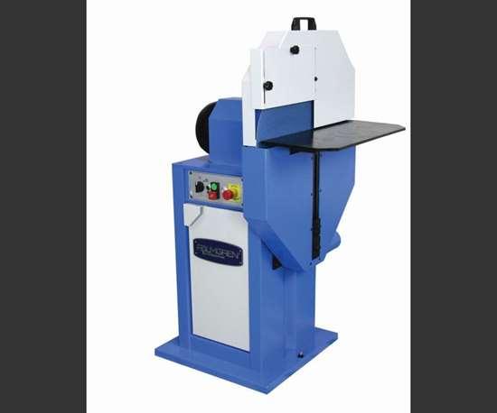Palmgren disc finishing machine