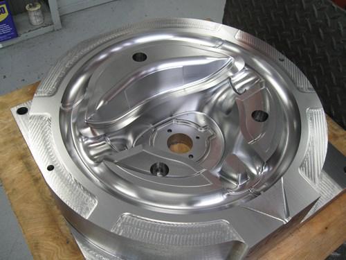steering wheel mold 2