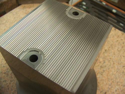 65 HRc tool