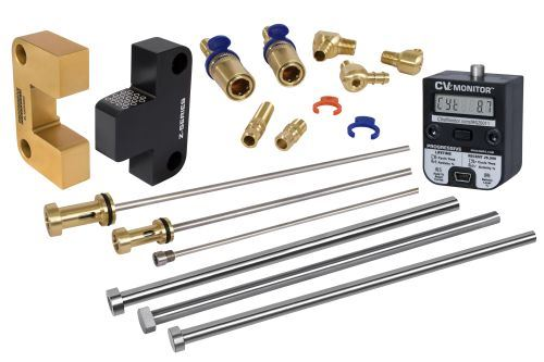 Z series alignment locks from Progressive Components