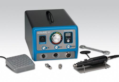 Gesswein Ultramax MF polishing and deburring system
