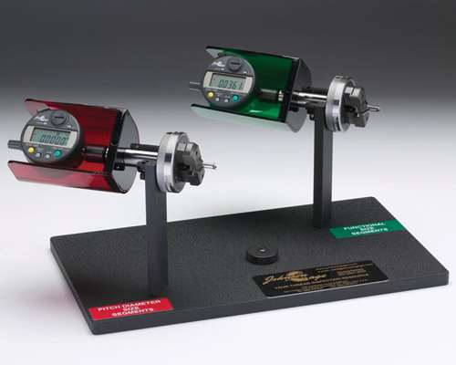Johnson Gage thread inspection systems