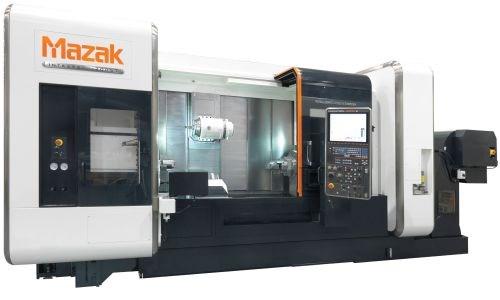 Mazak Integrex i-200ST multitasking machine