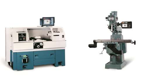 Southwestern Industries TRAK mills and lathes