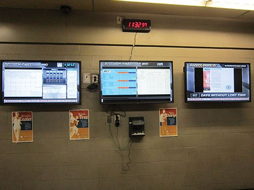 BCI safety tracking