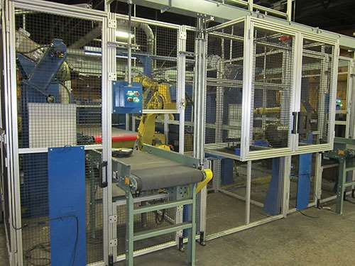 BCI grinding automation