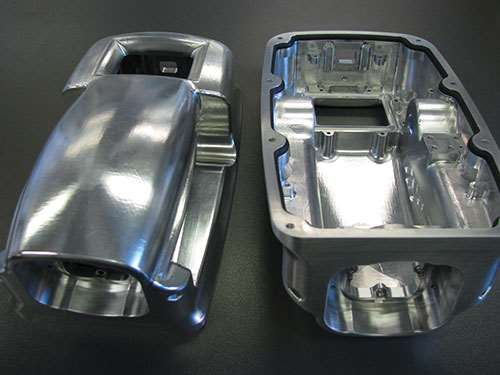 aluminum housings