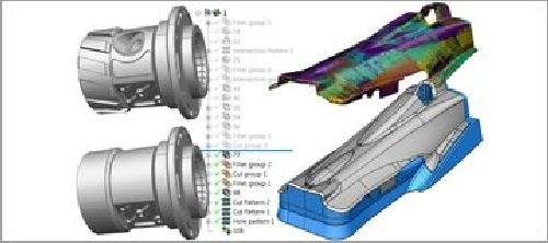 Delcam PowerShape CAD R2