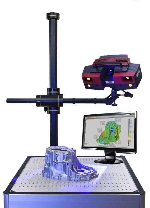 Capture 3D ATOS Triple Scan 12M