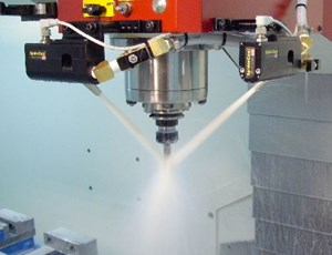Dimensional Control SpiderCool Ultra multi-nozzle coolant system