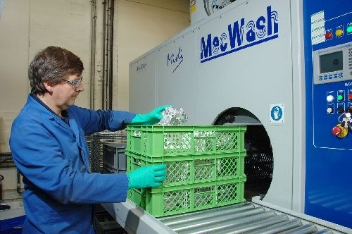 MecWash Systems Midi cleaning system