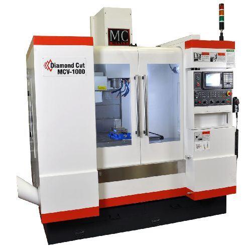 Mitsubishi EDM/Laser MCV 1000 machining center