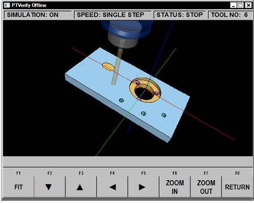 Southwestern Industries 3D Verify software