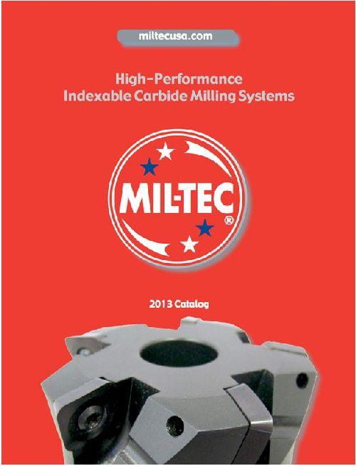 Tool Alliance Mil-Tec 2013 catalog