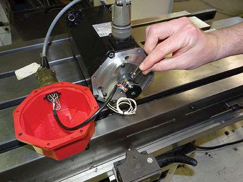 Centroid CNC retrofit Servomotor