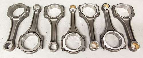 variety of rod types Metaldyne manufactures