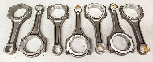 variety of rod types Metaldyne manufactures