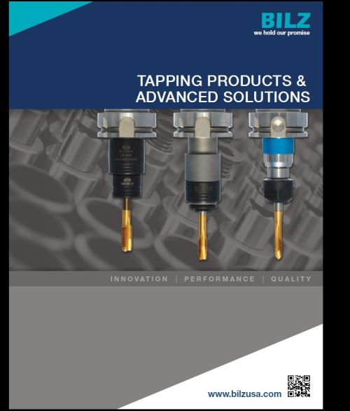 Bilz USA tapping products catalog