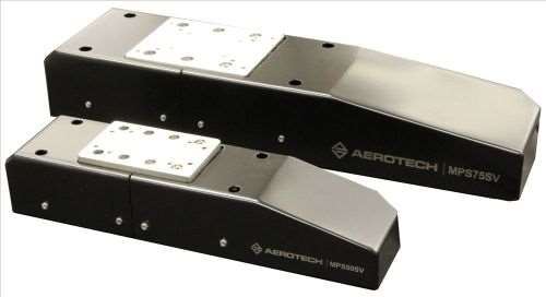 Aerotech MPS50SV and MPS75SV
