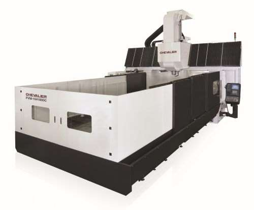 Chevalier FVM series double-column vertical machining center