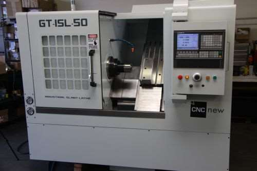 CNC New GT-ISL-50 gang-tool lathe