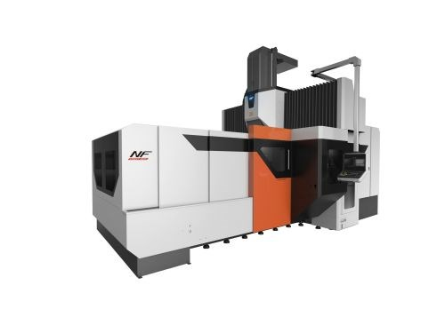 CNC Systems NF series Vision Wide bridge machining center