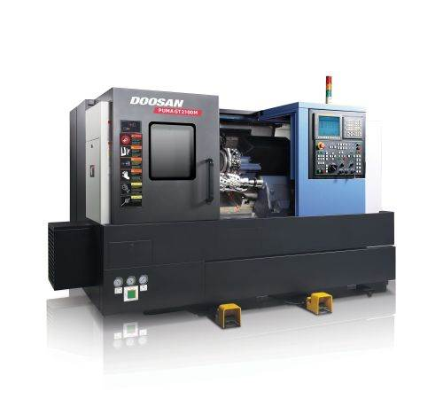 Doosan Puma GT2100 series turning center