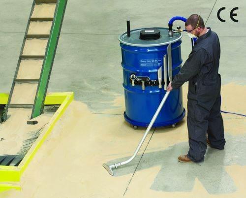 Exair HEPA industrial vacuum cleaner