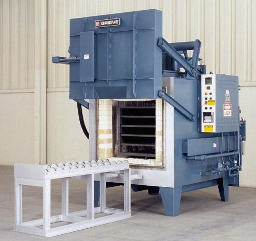 Grieve No. 954 inert atmosphere box furnace