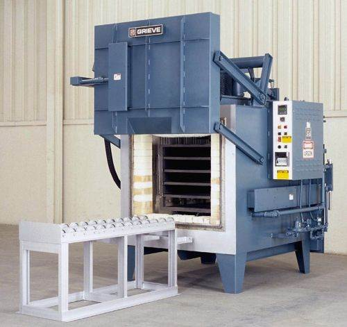 Grieve No. 954 inert atmosphere box furnace