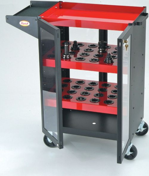 Huot SecurityScoot toolholder cabinet
