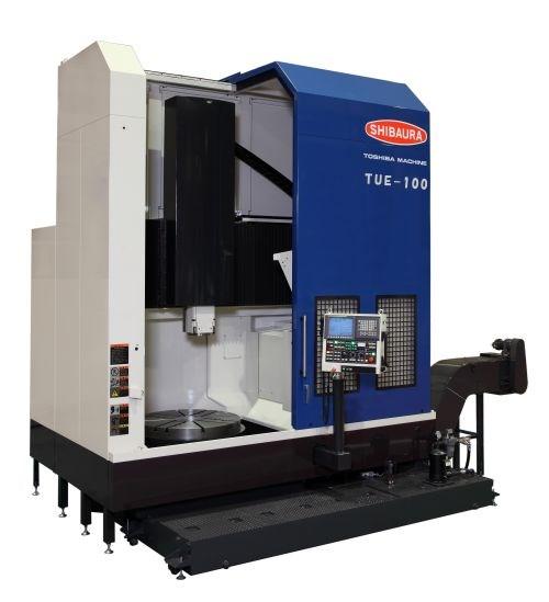 Toshiba Machine Co. America TUE-100 vertical turning lathe