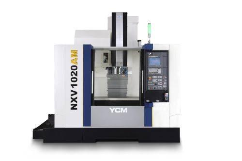 YCM Americas NXV 1020AM vertical machining center