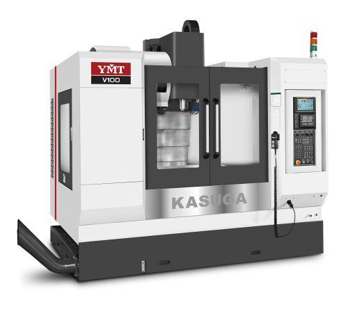 Kasuga Seiki V100 vertical machining center