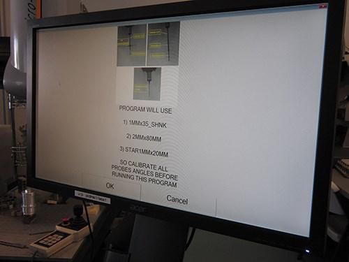 CMM computer