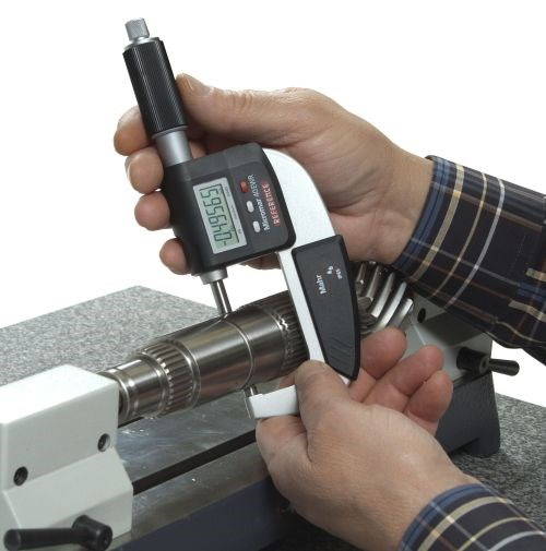 handheld digital micrometer