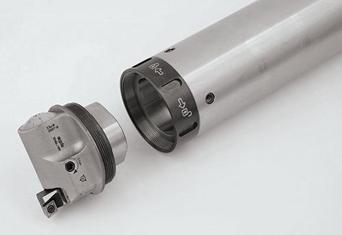 Seco's Steadyline damping holder