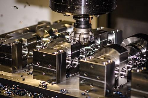 high-density machining