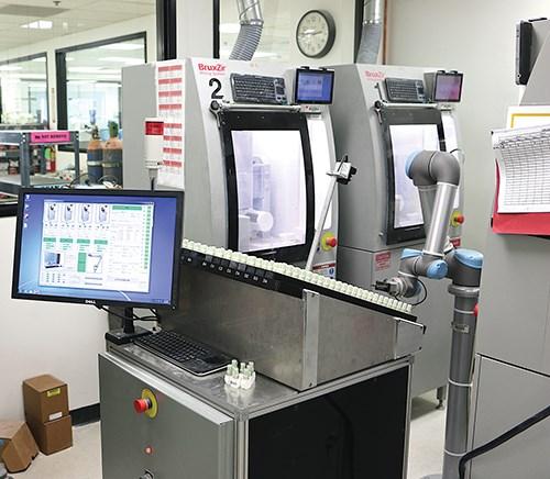UR5 robot