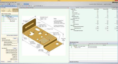 aPriori enterprise cost management software