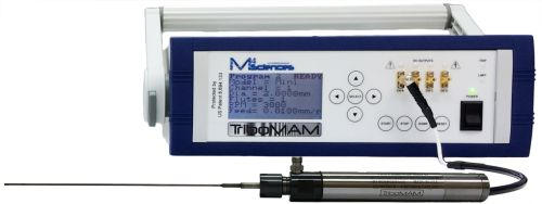 M4 Sciences TriboMAM drilling system