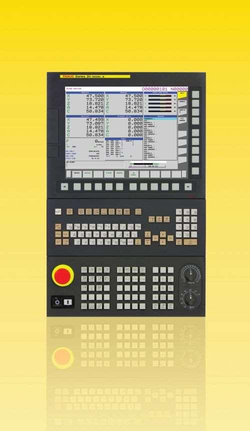 FANUC Series 3xi-Model B CNC