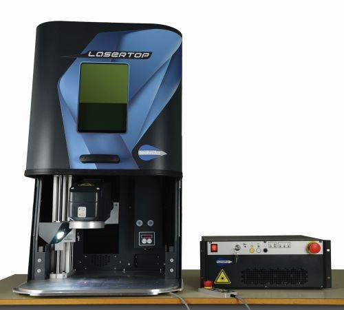 Gravotech Technifor TF450 fiber laser
