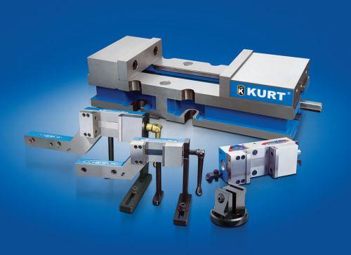 Kurt Workholding DT20 Dovetail vise