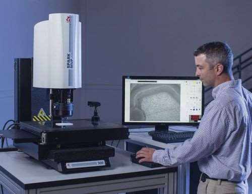 RAM Optical QVI SparkMVP measuring system