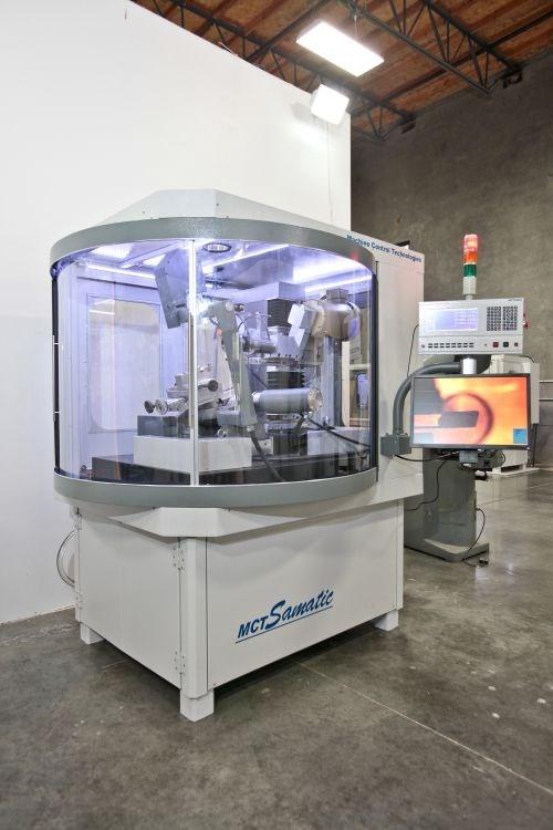 Machine Control Technologies MCT 5000-HC CNC grinder