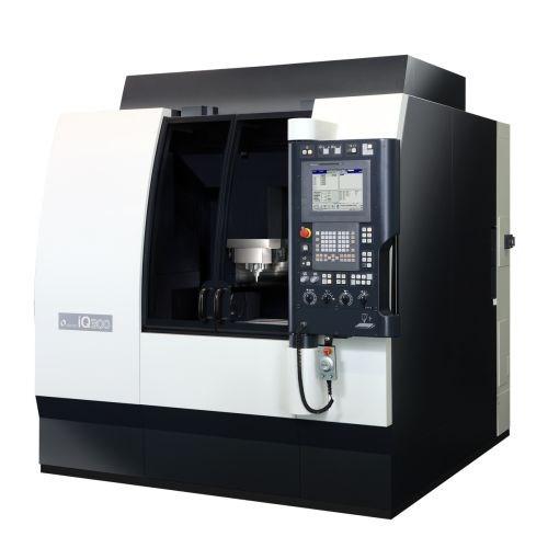 Makino iQ300 micromachining center